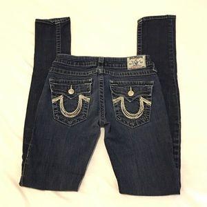 True Religion Skinny Jeans• Size 27
